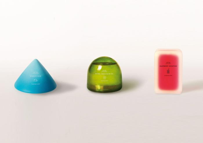 Les packagings alimentaires innovants This Too Shall Pass de Tomorrow Machine