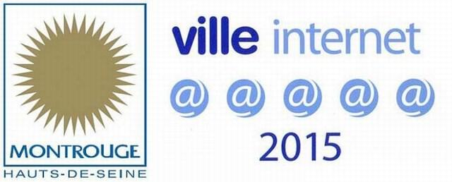 Montrouge obtient 5@ au Label Villes Internet