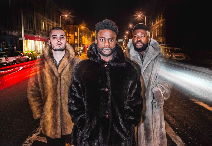 Young Fathers- Rain Or Shine