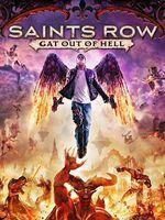 Jaquette Saints Row Gat out of Hell