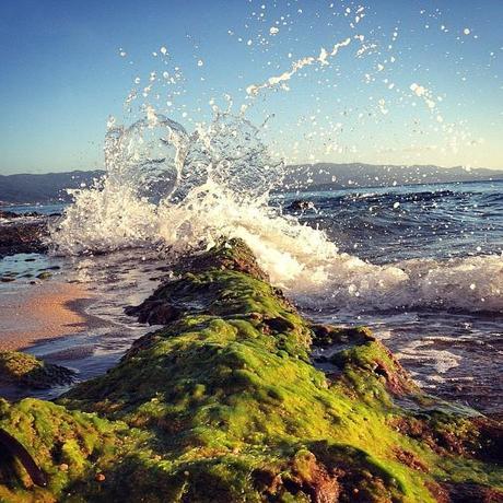 9) Définitivement mer... Mais j'aime bien la montagne aussi... même si je préfère la mer... roh puis je peux pas choisir entre les 2 moi, quand on vit à la Réunion, on voit quasiment toujours les 2...