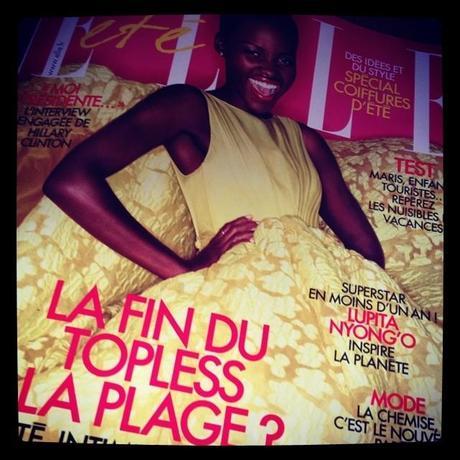 4) En général, si j'ai le choix, je patiente avec un magazine et mon préféré c'est ELLE