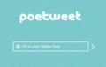 Générateur poêmes basés Tweet