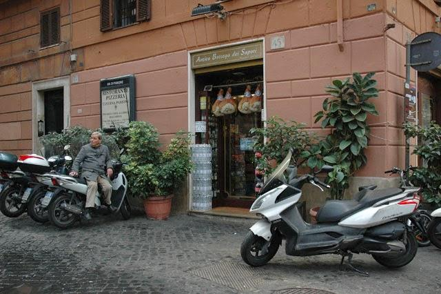 DOLCE ROMA & THE 6 FRIENDS THEORY