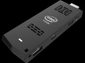 Intel Compute Stick taille d'une HDMI