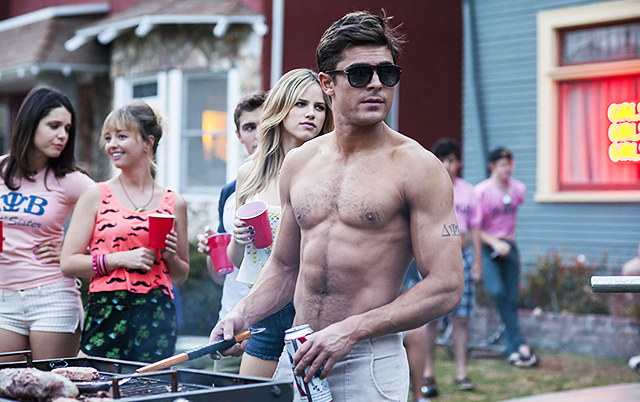 MOVIE | Une suite pour The Neighbors avec Seth Rogen et Zac Efron !