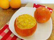 Courges Pomme d'or farcies lentilles (Vegan)