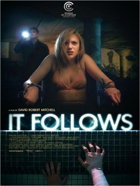 Cinéma Jupiter / It follows