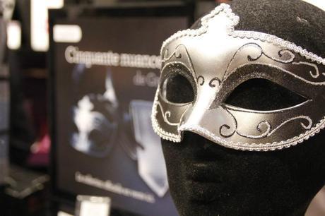 Nuance de Grey masque sexy