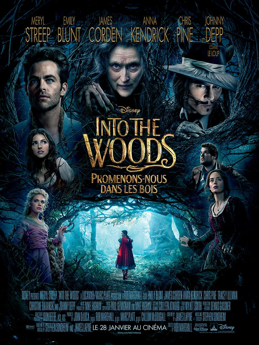 Critique: Into The Woods