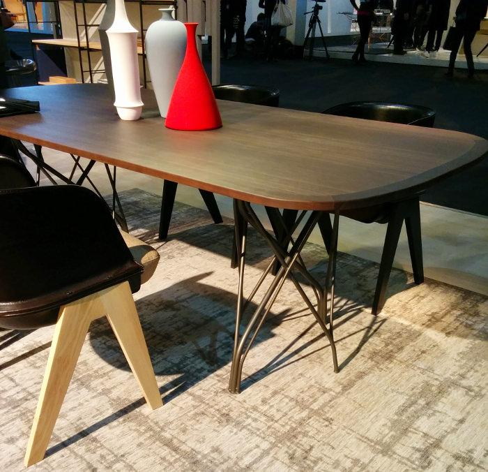 Belle table chez COedition