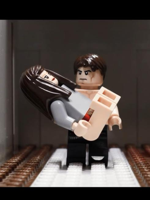 La bande annonce de « 50 shades of Grey » version Lego