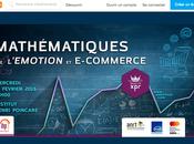 #SaveTheDate Mathématiques l'émotion E-commerce, mercredi l'Institut Poincaré