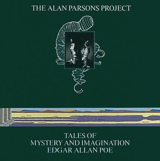 Alan Parsons Project #1-Tales Of Mystery & Imagination-1976