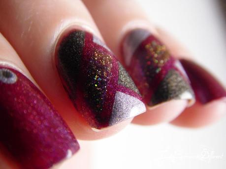 Braided nails - Pour une manucure de princesse
