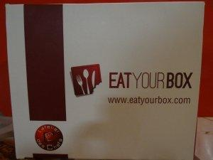 42 ÈME PARTENARIAT :EAT YOUR BOX