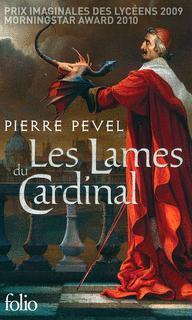 Les lames du Cardinal Pierre Pevel