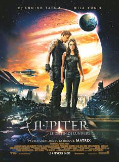 CINEMA: Jupiter : Le destin de l'Univers (2015) de/by Andy & Lana Wachowski