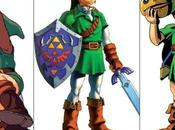 série Legend Zelda idée merde
