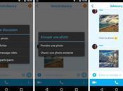 Skype pour Android: Transférez photos amis lorsqu'ils sont hors ligne