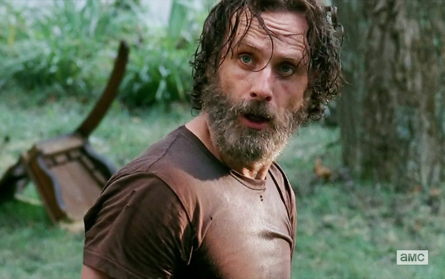 Les critiques // The Walking Dead : Saison 5. Episode 9. What Happened and What's Going On.