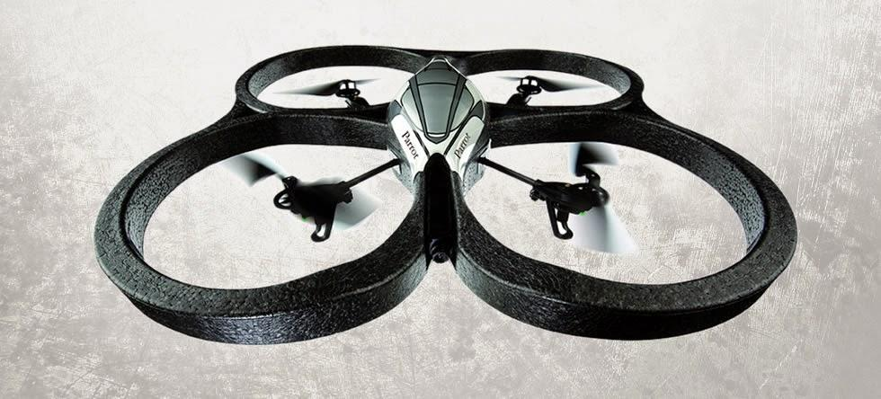 A Gagner 1 drone Parrot (900 €)
