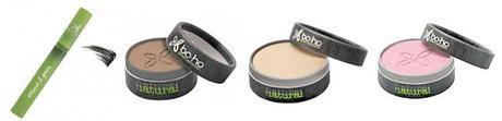 boho green cosmetic kit