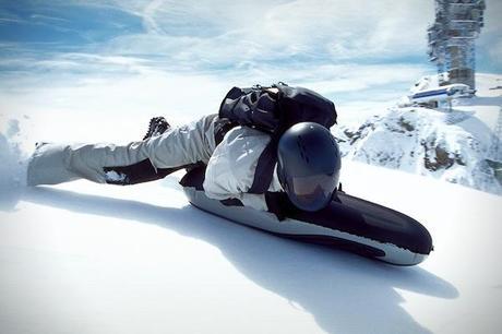 Airboard, pour vous changer du ski ou du snow
