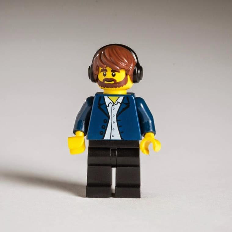 LEGO lance une version Hipsters