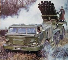 Les mêmes terribles armes, de la Syrie à l'Ukraine, et ce n'est pas un hasard