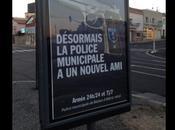 Police Municipale Béziers s'affiche avec nouvel