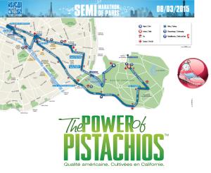 Le Semi Marathon de Paris, vous en reviez et bien…