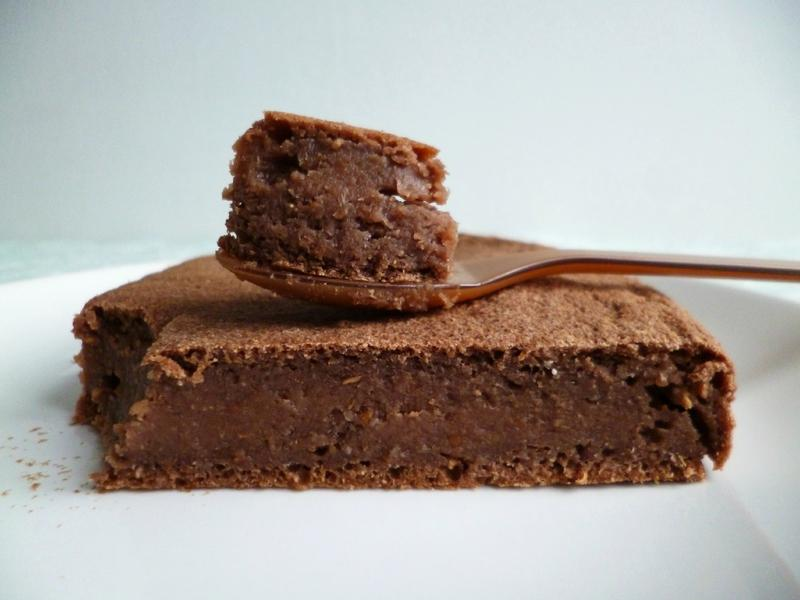 Cake Yaourt Cacao Moelleux