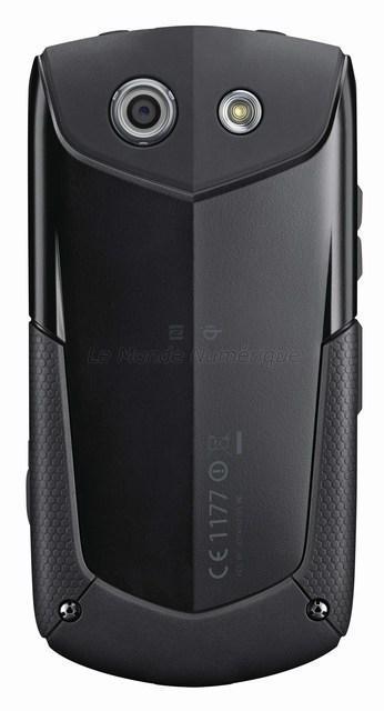 Nouveau smartphone 4G Kyocera Torque, le mobile à toutes épreuves