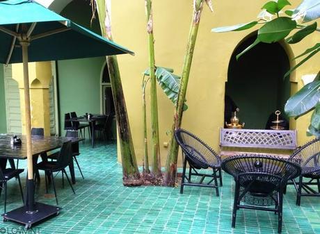 Bonnes adresses resto Marrakech ©lovmint