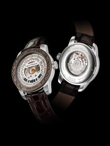 1.SAINT HONORE_TOUR EIFFEL Timepiece_Duo