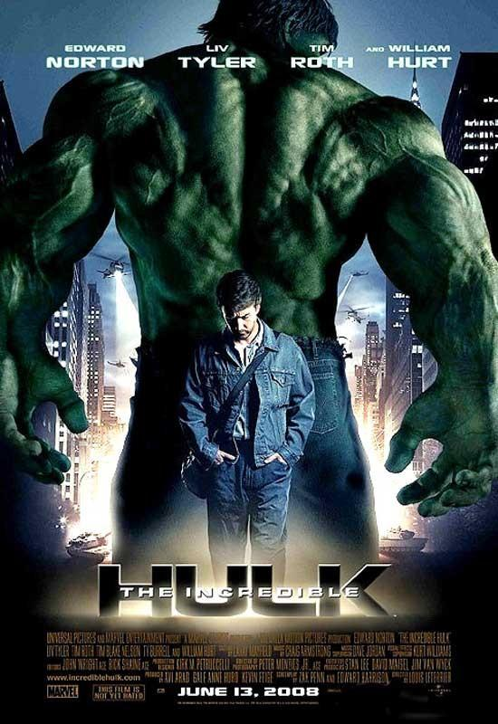 The Incredible Hulk-2008