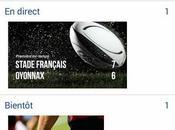 Rugby Expérience, l'appli vous fait jouer avant pendant matches