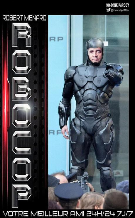 Hollande au pays des Robocop (406ème semaine politique)