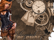 Steampunk forever sepia