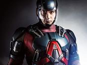 Arrow spin-off Palmer Atom, prochain succès après Flash