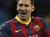 1ère licence Lionel Messi avec Barcelone