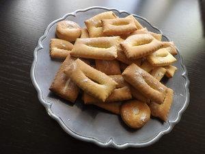 Beignets de Carnaval sans beurre ni friture, cuits au four