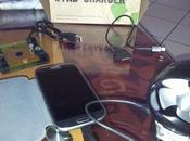 Initiative j'équipe vélo d'un chargeur éolien pour smartphones