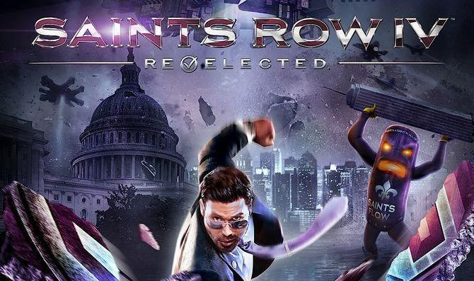 [Test] Saints Row IV: Re-Elected – Xbox One