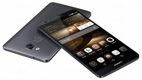 Smartphone Huawei Ascend Mate 7, le mobile avec un écran ultra grand