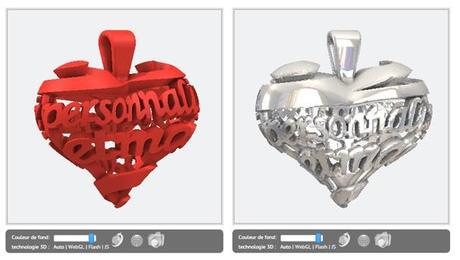 crée ton bijou 3D en impression 3D