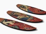 Surfer vague 15ème siècle