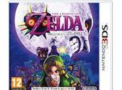 Test Legend Zelda Majora's Mask