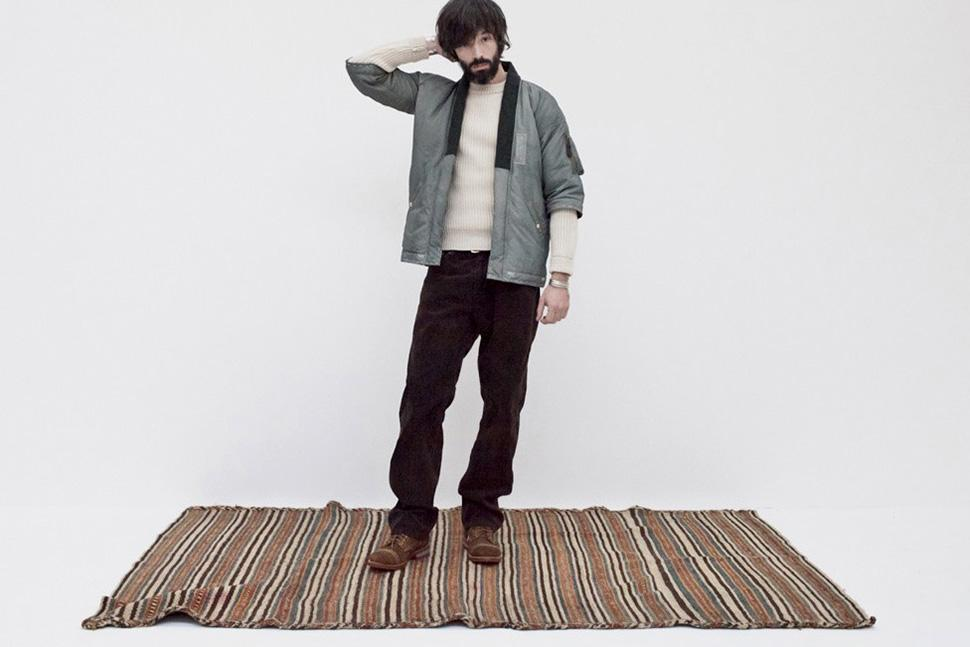VISVIM – F/W 2015 COLLECTION LOOKBOOK PREVIEW